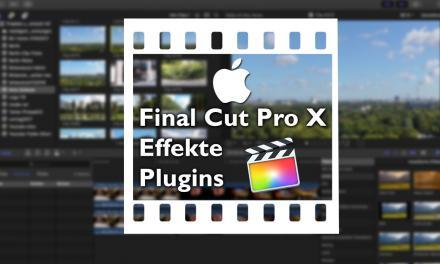 Final Cut Pro X – Plugins