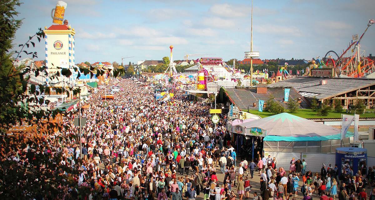 Das Oktoberfest ist mit rund 1 Milliarde EUR Umsatz ein großer Wirtschaftsfaktor für München