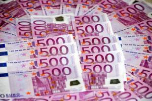 Geldscheine 500 EUR