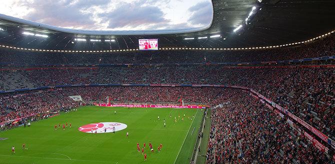 Spielergehälter FC Bayern München 2015 / 2016