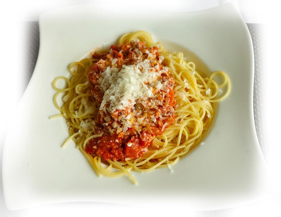 Spaghetti Tomatensauce