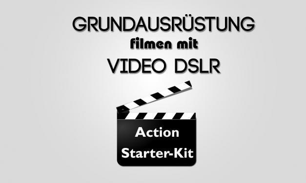 Kameraempfehlung & Zubehör Video filmen