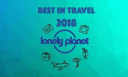 Top 10 Reiseziele für 2018