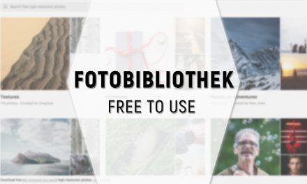 Liste kostenlose Fotobibliotheken