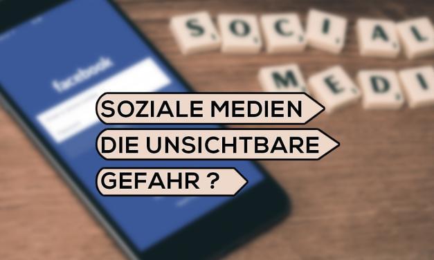Soziale Medien die unsichtbare Gefahr für Kinder und Erwachsene?