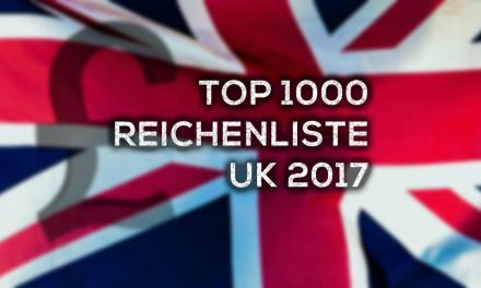 Top 1000 Reichenliste UK 2017