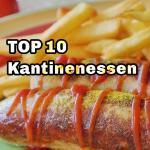 Die 10 beliebtesten Kantinenessen der Deutschen
