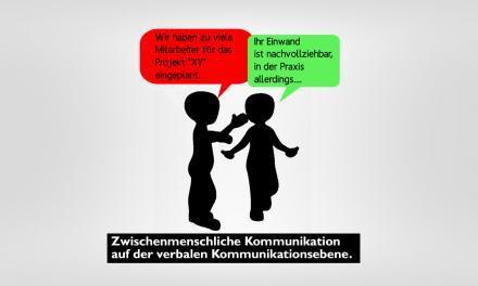 Zwischenmenschliche Kommunikation – positive Wörterliste