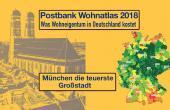 Postbank Wohnatlas 2018 – Immobilienpreise 2017