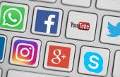 Social Media Nutzung durch Firmen in Deutschland (2018)