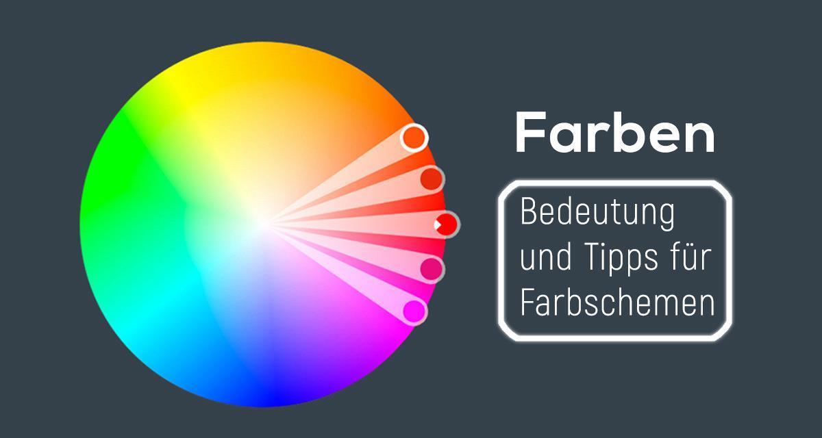 Farbschema Ratgeber