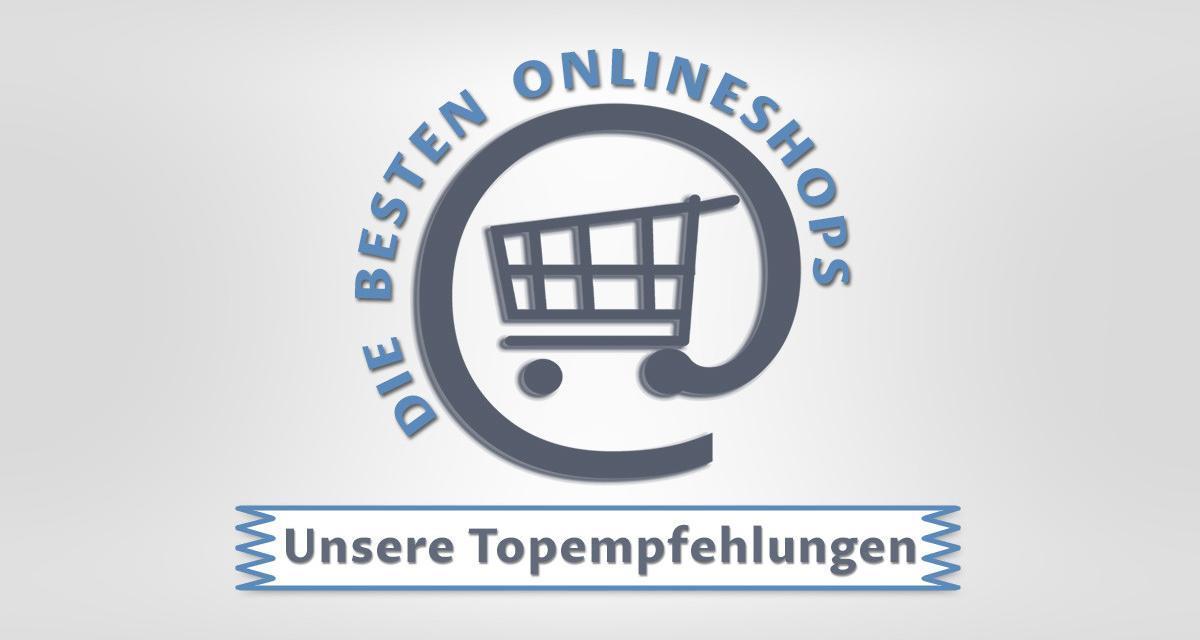 Die besten Online-Shops