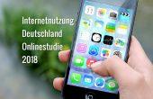 Internetnutzung Deutschland Onlinestudie 2018