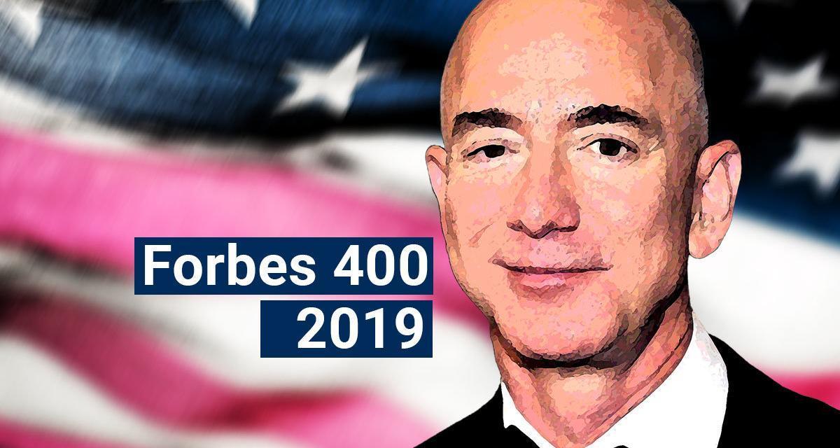 Die 400 reichsten Menschen der USA 2019 – Forbes 400