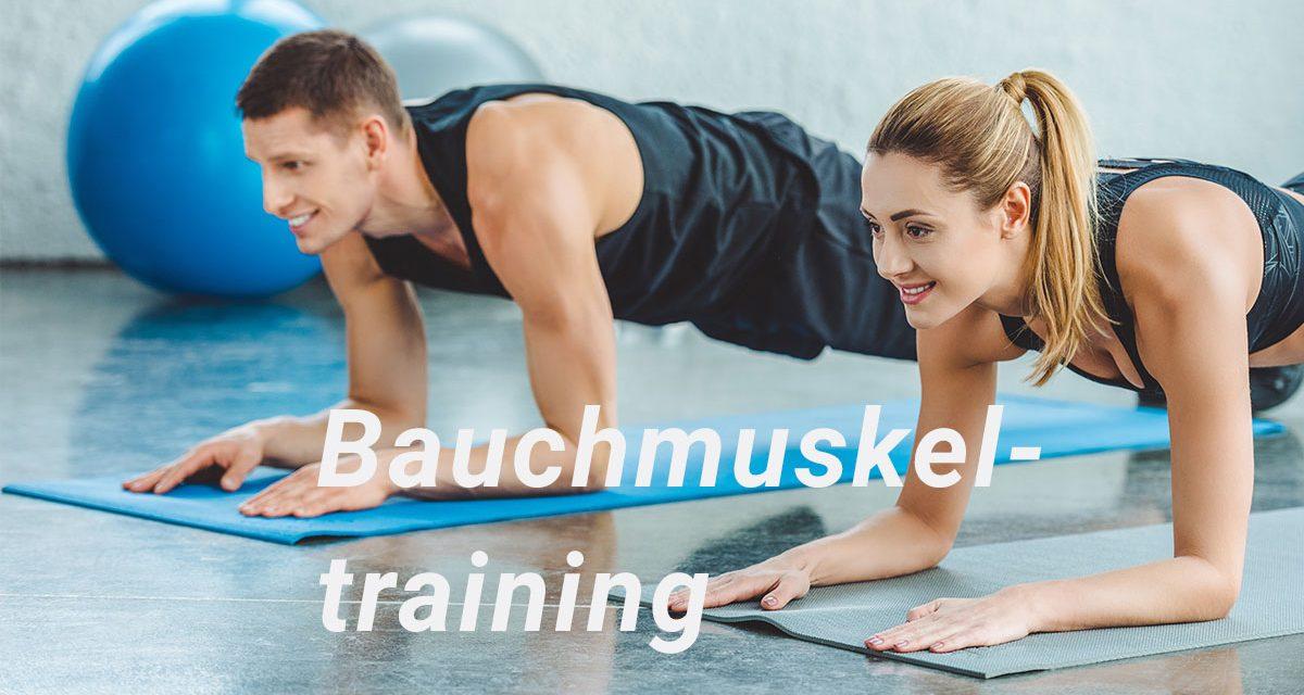 Bauchmuskeln richtig trainieren
