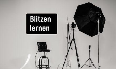 Fotografie blitzen lernen